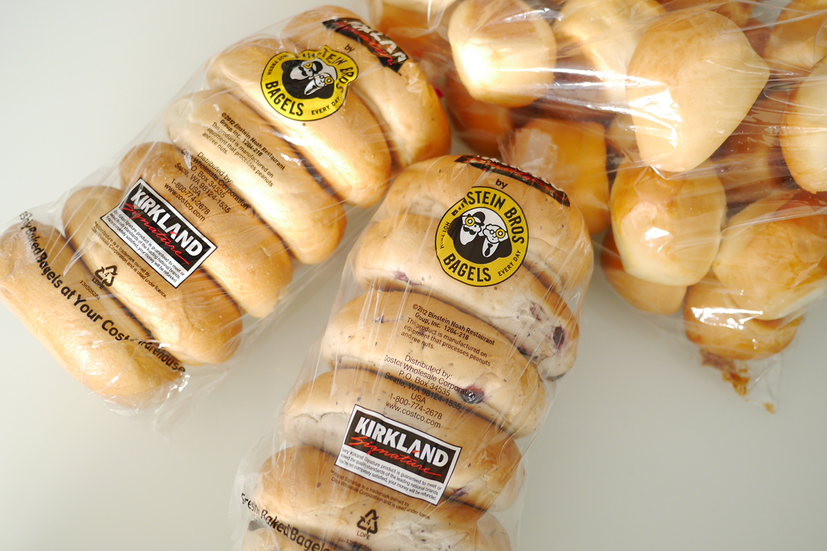 Costco Bagels