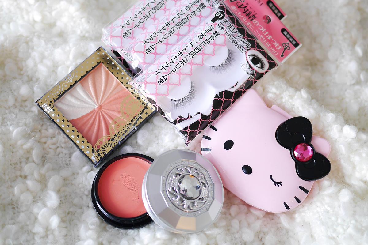 100yen shop cosmetics