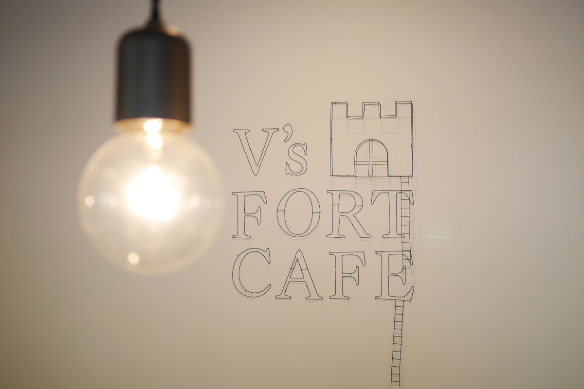 V's FORT CAFE(ヴィーズフォートカフェ)