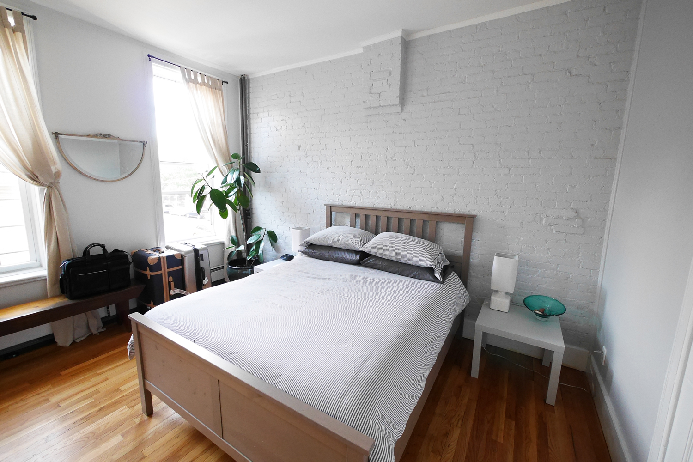 ブルックリンのアパート