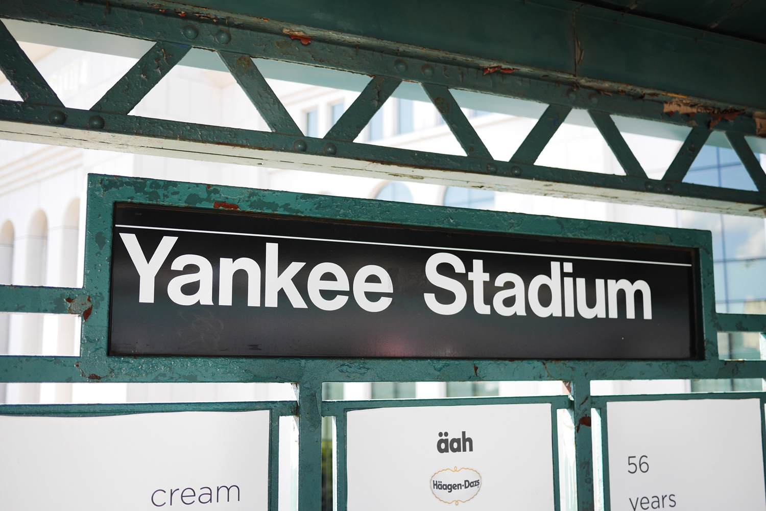 Yankee Stadium Station