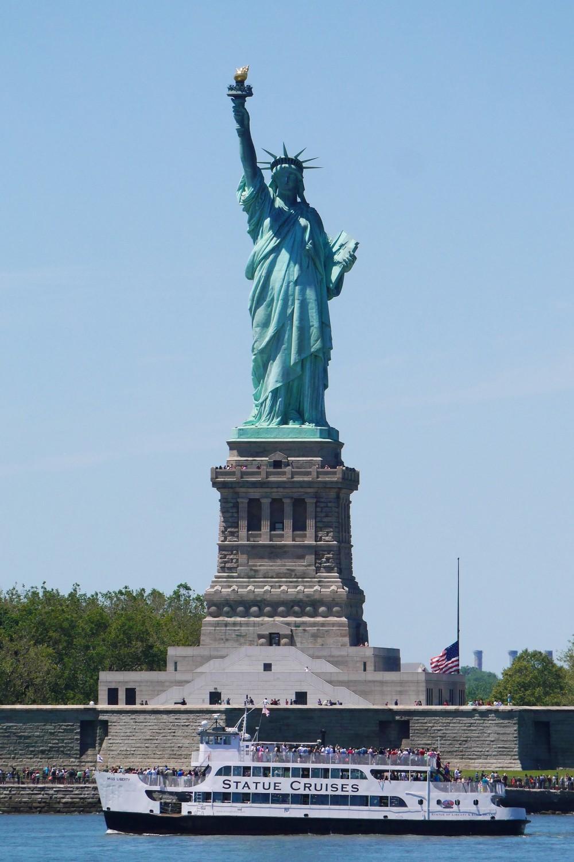 自由の女神Statue of Liberty