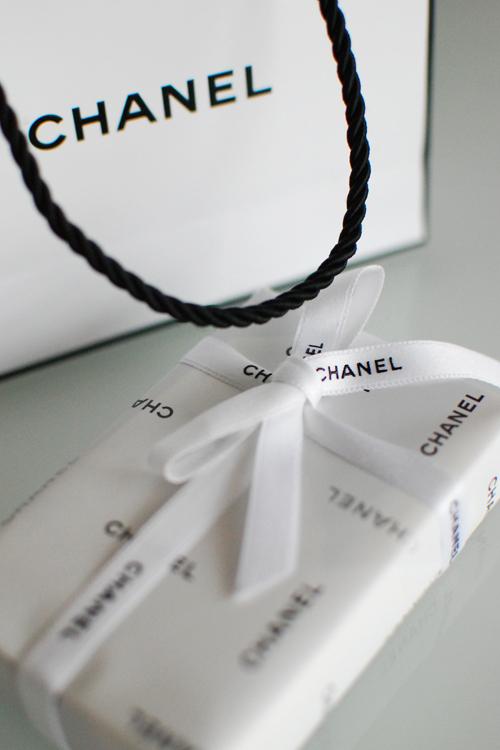 CHANELのあぶらとり紙♪