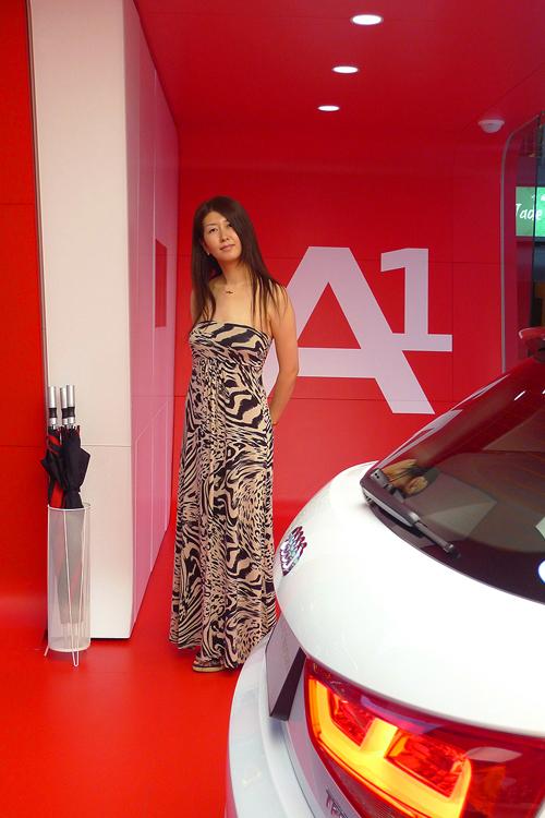 Audi A1 Shop Terrace Tokyo