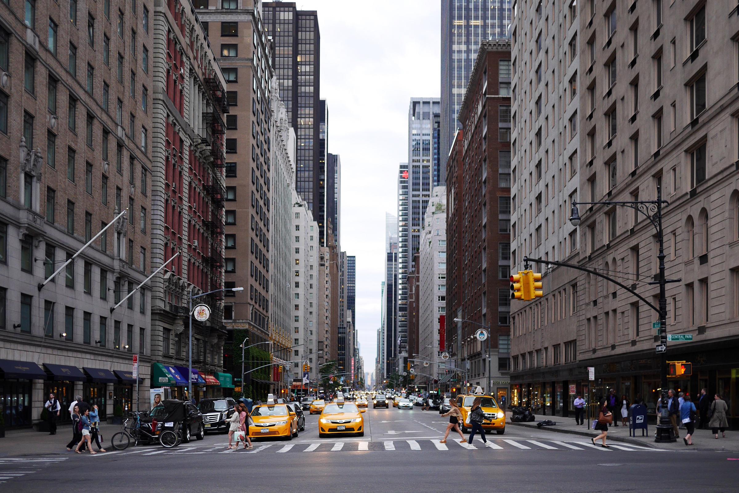 NY旅行記7 コロンバスサークルと5番街 – Capture Your Life